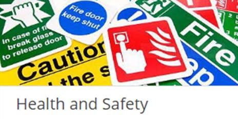 Risk Assessment Workshops (INTERNAL ABERTAY STAFF ONLY)*