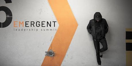 Emergent Leadership Summit tickets