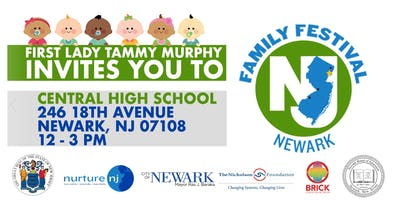First Lady Tammy Murphy's Family Festival in Newark