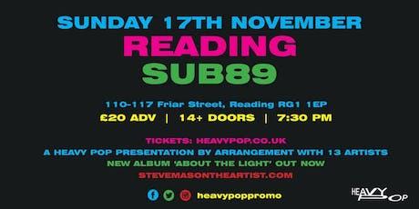Steve Mason (Sub89, Reading) tickets