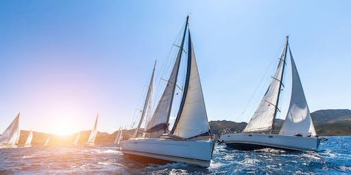 Dana Point Yacht Club - Warriors on the Water 2019