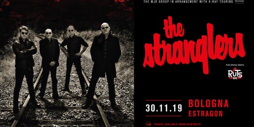 The Stranglers (Estragon, Bologna)
