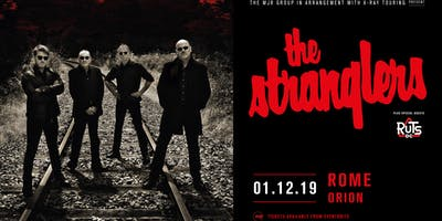 The Stranglers (Orion, Roma)