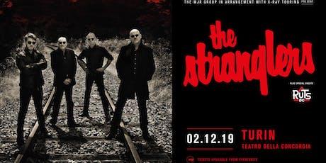 The Stranglers (Teatro della Concordia, Torino) biglietti