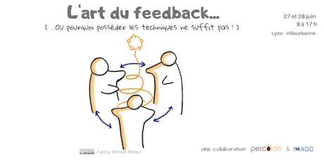L'art du feedback au travail (Lyon) billets