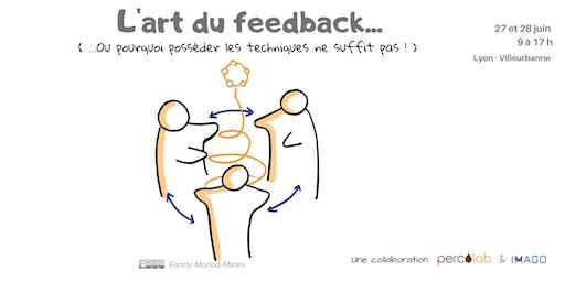 L'art du feedback au travail (Lyon)