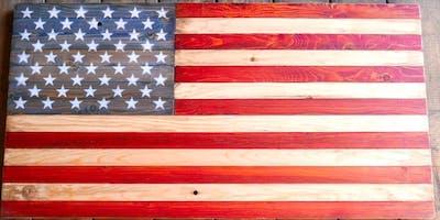 Patriotic Paint & Pints