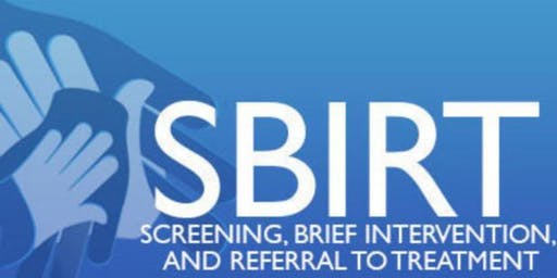 SBIRT 101 Webinar hosted by Riley County Health Department