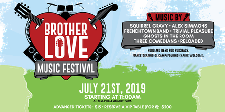 Brother Love Music Festival tickets
