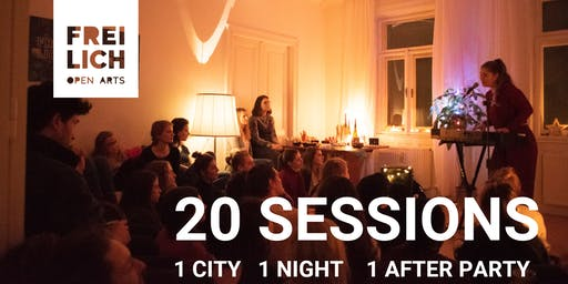 Freilich Invasion - 20 Sessions, 1 City, 1 Night