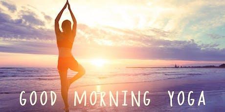 Early Morning Hatha Yoga w/ Dermot Ryan tickets