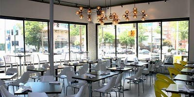 Network Under 40:Atlanta Dine With 9 at 10th & Piedmont