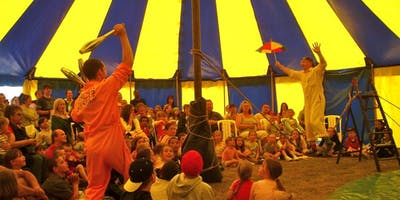 Larky Parky Circus  - A fun circus skills & comedy show for all the family