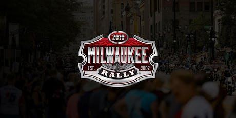 Milwaukee Rally 2019 tickets