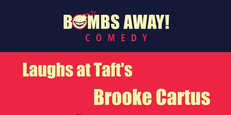 Laughs at Taft's w/ Brooke Cartus tickets