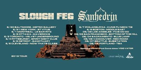 Slough Feg, Sanhedrin, Void Vater tickets