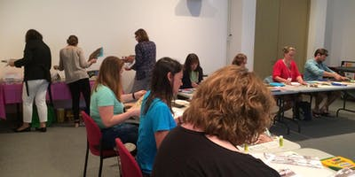 2 Day Educators Workshop: From Art to Design, June 13 + 17, 10am-3pm
