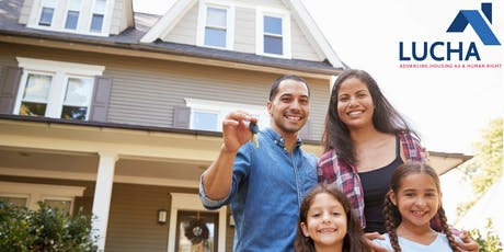 LUCHA First-Time Homebuyer Workshop tickets
