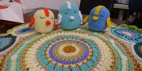 Thursday Crochet Class  tickets
