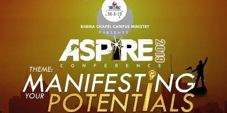 Aspire Conference 2019