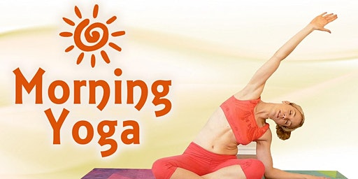Mid-Week Morning Yoga w/ Dermot Ryan
