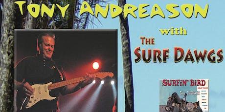 Tony Andreason and the Surf Dogs tickets
