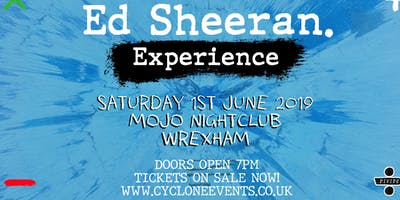 ED SHEERAN TRIBUTE- MOJO Nightclub Wrexham