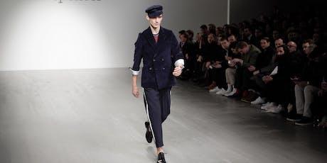 Black & White Fashion show London tickets