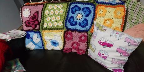 Monday Crochet Class  tickets