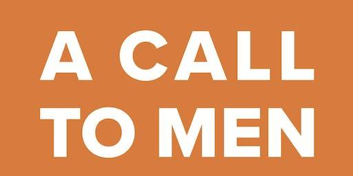 A CALL TO MEN National Training Institute - North Carolina - November 2019
