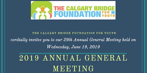 CBFY 2019 Annual General Meeting