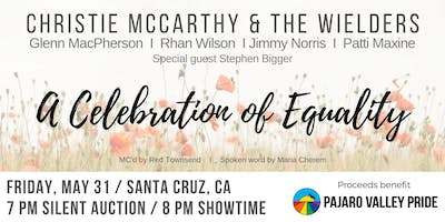 A Celebration of Equality with Christie McCarthy & The Wielders