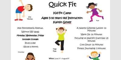 Kid-Fit With Kaitlin Govey