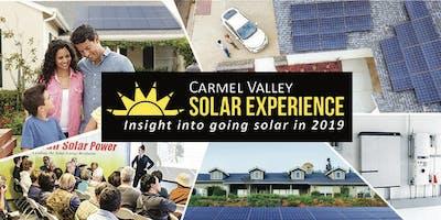 Carmel Valley Solar Experience