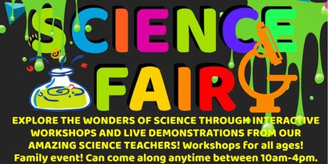 Science Fair tickets