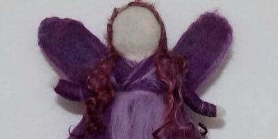 DIY - A Felt Angel/Fairy