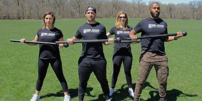 Steel Mace 101 Class Bodyweight  and Steel Mace training exercise class