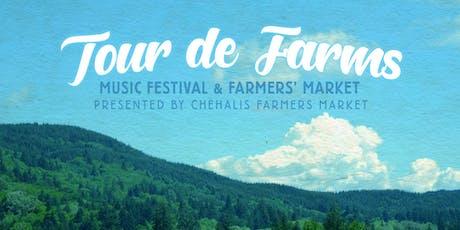 Tour De Farms Music Festival & Farmers Market tickets