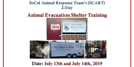 Animal Evacuation Shelter Training - 2 Days