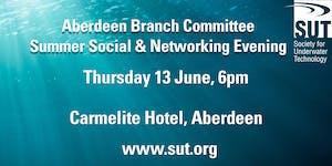 Aberdeen Branch Committee - Summer Social & Networking...