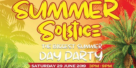 Summer Solstice 2019 - Canada Day Party tickets
