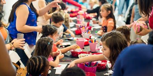 Annual Children's Exhibition Family Day in the Miami Design District