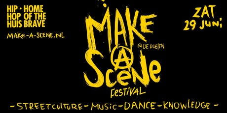 Make A Scene Festival 2019 tickets