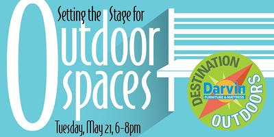 Darvin Furniture's Pop Up Workshop: Setting the Stage for Outdoor Spaces