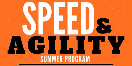 Speed & Agility Summer Program