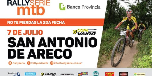 Rallyserie Copa Vairo - San Antonio de areco 2019