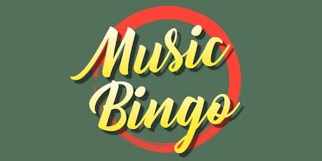MUSIC BINGO at THE BELLE GRILLE - MATTHEWS tickets