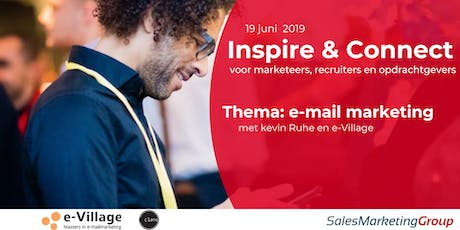 Inspire & Connect: eVillage - voor (freelance) Marketeers tickets