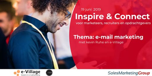 Inspire & Connect: eVillage - voor (freelance) Marketeers