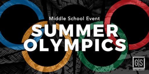 SUMMER OLYMPICS 2019
